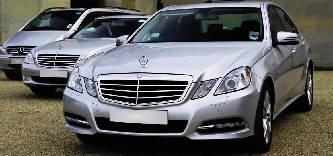 Executive Car Hire Essex