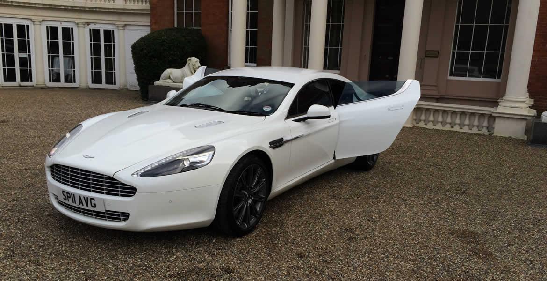 wedding car hire aston-martin-rapide24