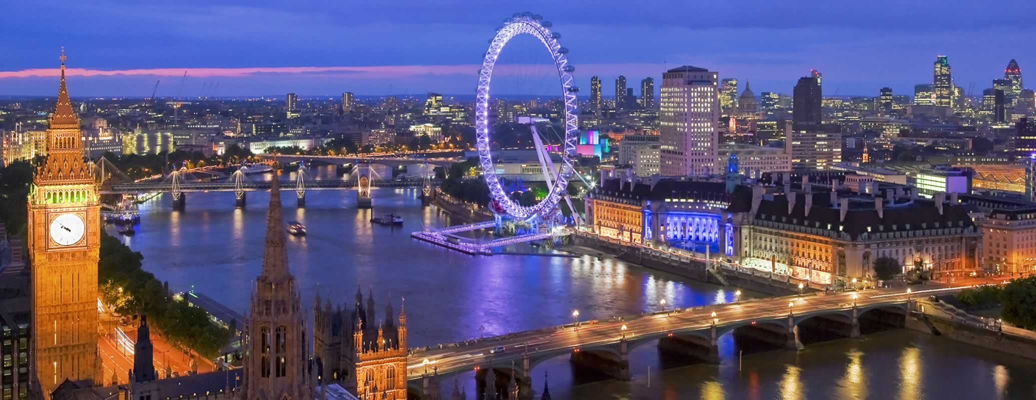 Limo hire london service areas