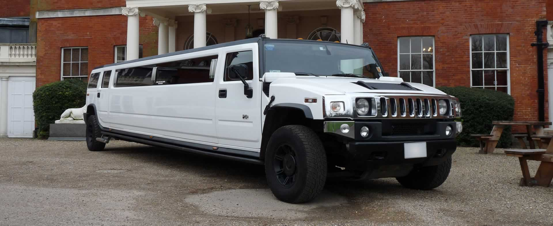 Hummer H2 Limo Hire From Limousines In London