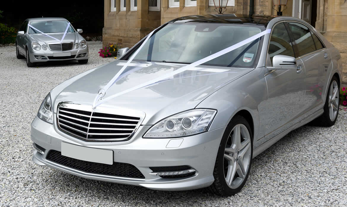 Chauffeured Mercedes S Class Hire Limousines In London