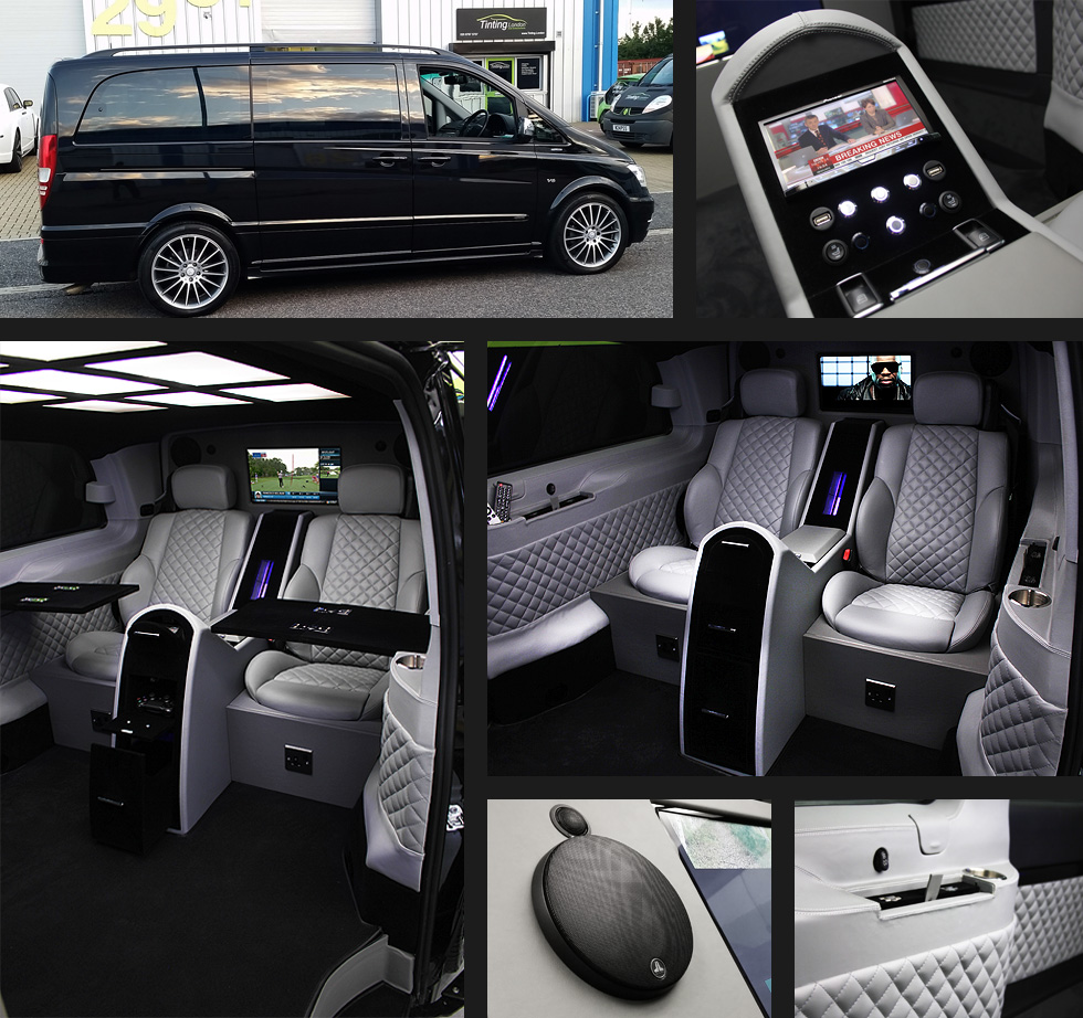 Viano VIP Edition Hire