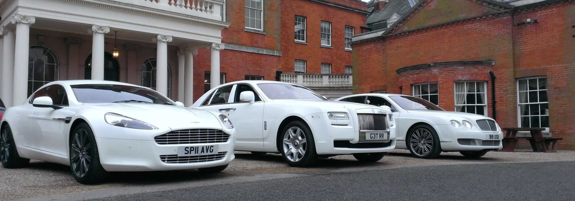 Luxury Car Hire South East London